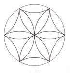 Compass Drawn Designs