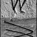 'V V' symbol and other related letters