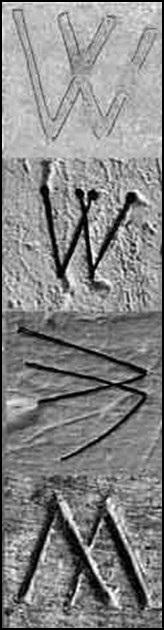 v v symbol