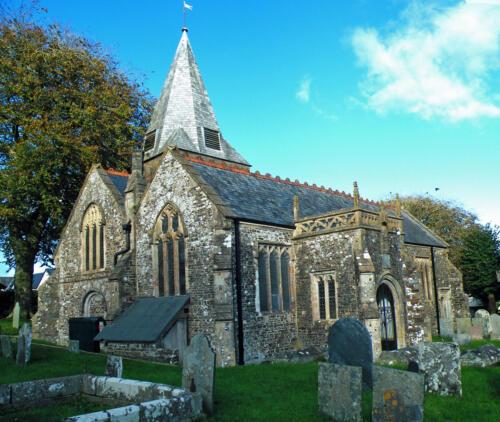 Beaford, St George & All Saints