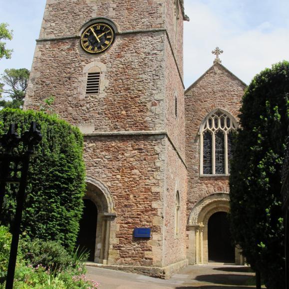 Bishopsteignton, St John the Baptist.