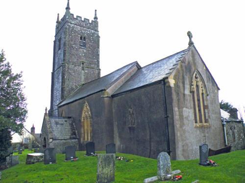 Huntshaw, St Mary Magdalene