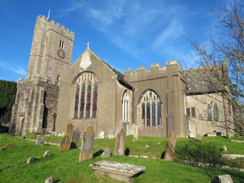 Ilsington, St Michael