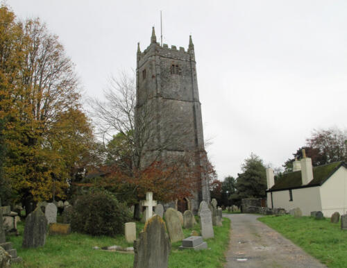 Kingsteignton, St Michael