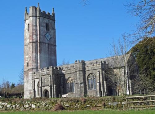 Manaton, St Winifred