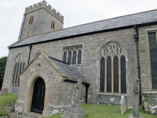 1. Wolborough, St Mary