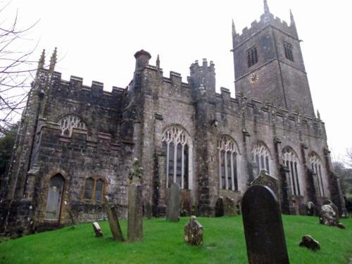 Marldon, St John the Baptist.