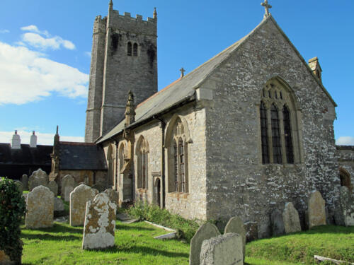Bickington, St Mary the Virgin.