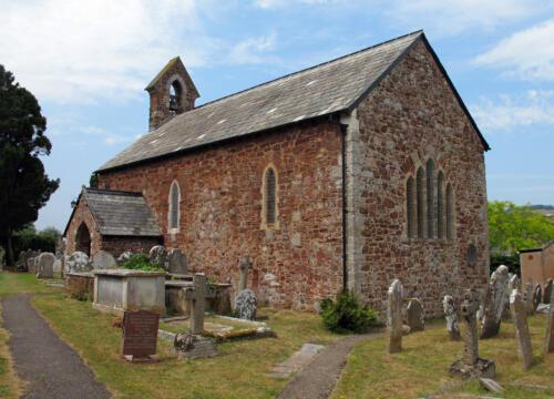 1. St Nicholas' church.