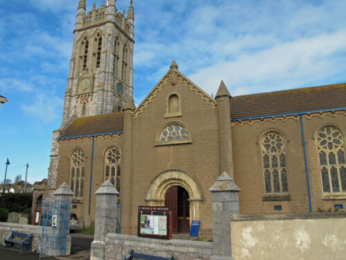 1. Teignmouth, St Michael the Archangel.
