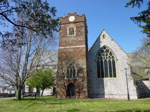 Topsham, St Margaret.